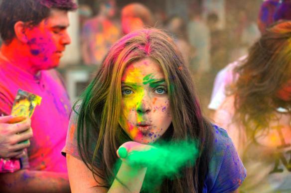 blow colors
