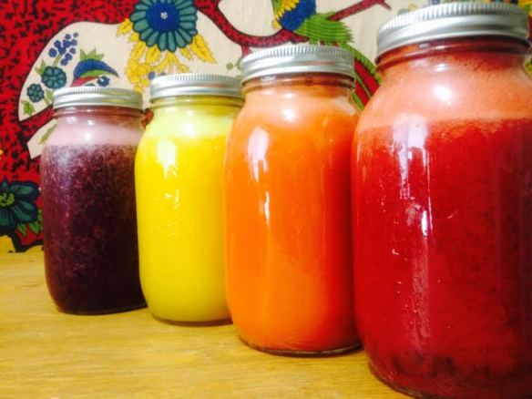 RAW Fruit & Vegetable Juicing