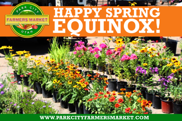 Happy Spring Equinox Park City!