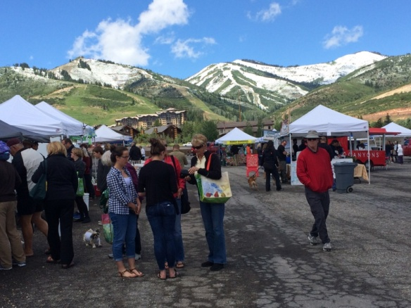 Park City Farmers Market 2014