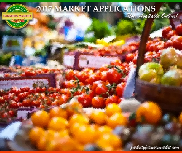 2017 PC Farmers Market Applications