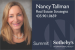 Inside Park City Real Estate - Nancy Tallman